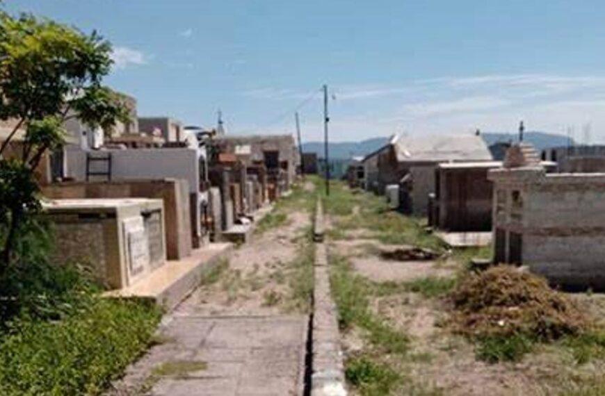 Un sargento de la policía de La Rioja puso fin a su vida en un cementerio