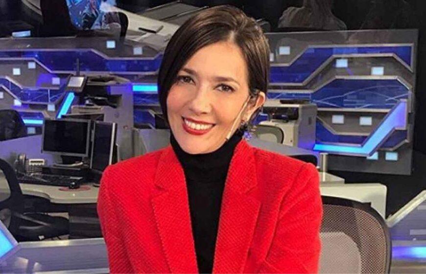 La periodista Cristina Pérez blanqueó su amor con un diputado nacional