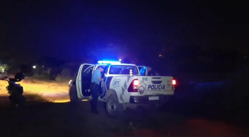 Desmayaron de un golpe a un sujeto acusado de robar una garrafa en el asentamiento 1º de Diciembre