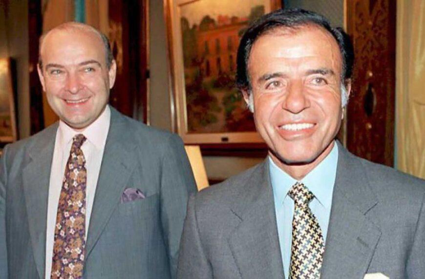 Controles precios: el día que Menem criticó las medidas en las cuales el Estado «se metía donde no le corresponde»