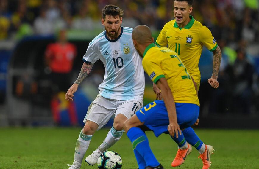 Argentina-Brasil en San Juan: este es el valor de las entradas que van desde los $30.000 a más de $160.000
